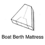 Foam Boat Berth