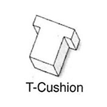 Foam T-Cushion